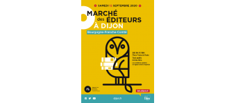 Salon Clameur(s) à Dijon, 12 septembre 2020